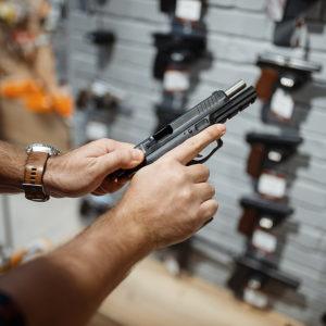 Gun Buying Backlog Brings Calls to Change N.H. 'Gun Line' System