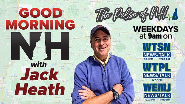 Good Morning NH with Jack Heath