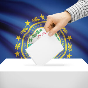 No, You DON'T Need an ID to Vote in New Hampshire.