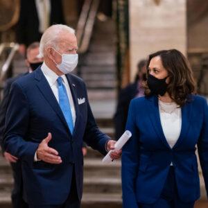 Sununu Asks: Why Aren't Biden, Harris on COVID Calls?