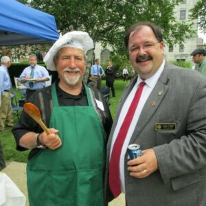 Hot Dog Day Dis Shows Sununu Doesn't Relish Working With House GOP