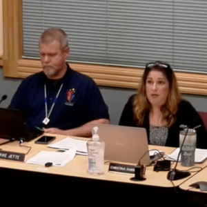 Litchfield Parents Pack School Board Meeting Over CRT Concerns