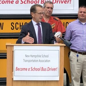 Bus Driver Shortage Looms as Summer's End Approaches