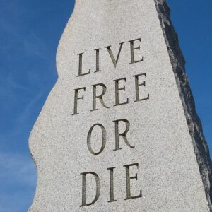 NH Dems Double Down on Opposition to 'Live Free or Die' Motto